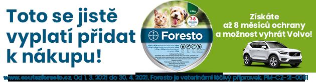 Foresto - soutěž 2021